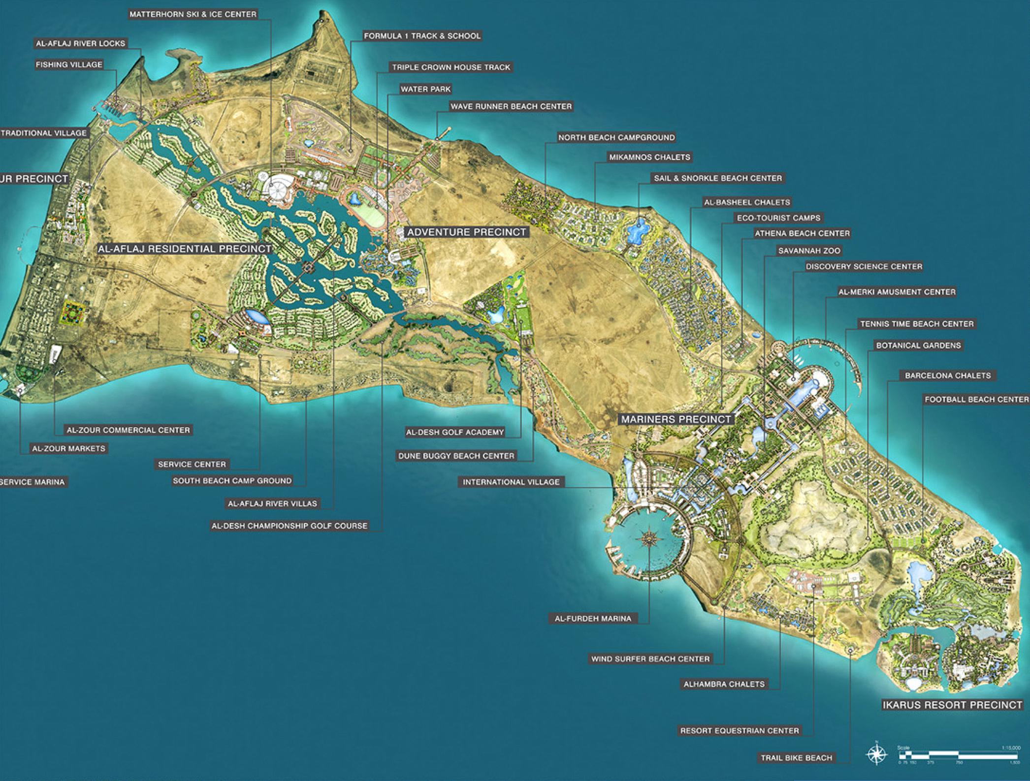 FAILAKA ISLAND