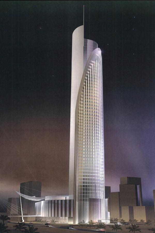 INTERCONTINENTAL TOWER