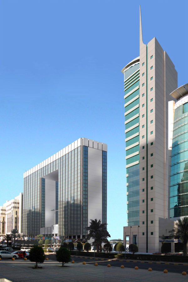 RAED TOWER EXTENSION